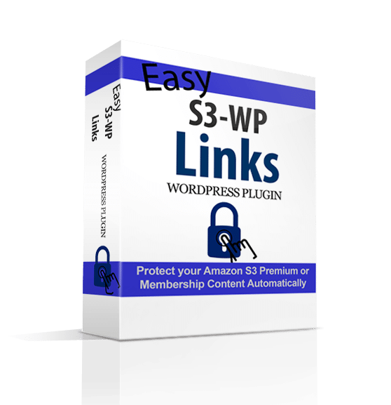 Easy S3 WP Links Plugin