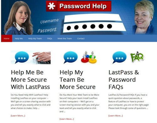 Password Help Me Site